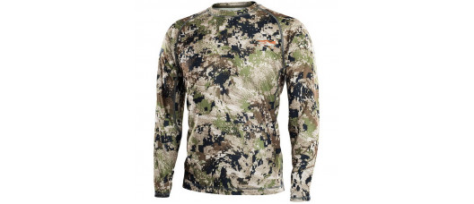 Футболка Sitka Core LtWt Crew LS Optifade Subalpine