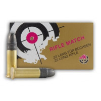 Патроны Lapua .22LR Rifle Match