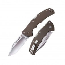Нож COLD STEEL Code-4 Clip Point XHP