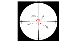Оптический прицел March 1-8x24 FFP illumin FMC-1 Reticle # D8V24FIML