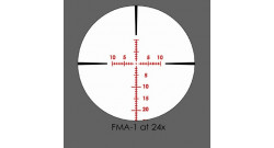 Оптический прицел March 5-40x56 FMA-1 illuminated Reticle # D40V56FIMA8
