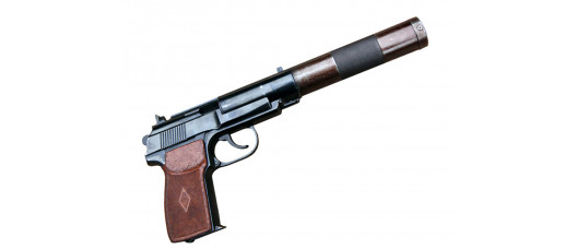 Оружие охолощенное ПБ 6П9  Р-413 10ТК