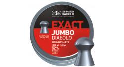 Пуля пневм. JSB Exact Jumbo, 5,5мм 1,03г (500шт)