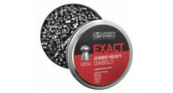 Пуля пневм. JSB Exact Jumbo Heavy, 5,5мм 1,175г (500шт)