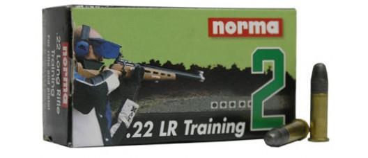 Нар.патроны Norma .22LR Training 2,6g
