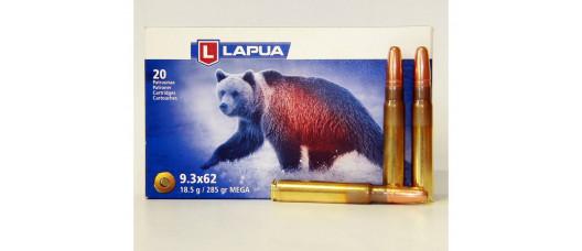Нар.патроны Lapua 9,3х62 Mega 285gr 18,5g