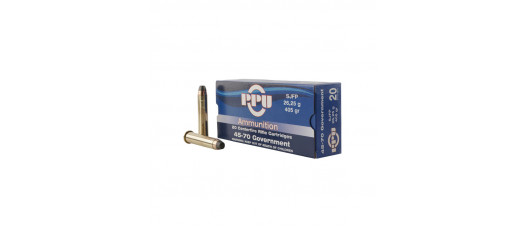 Нар.патроны PPU .45-70 Government SJ FP 26,25g