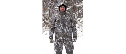 Костюм King Hunter Winter Camo Snow L