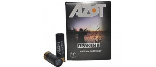 Глад.патроны Азот 12/70 №6 б/к