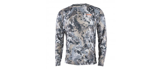 Футболка Sitka Core LtWt Crew LS New Optifade Elevated р.L