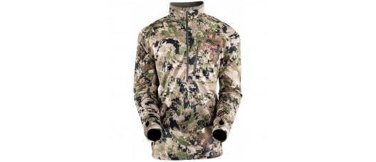 Водолазка Sitka Traverse Zip T New Optifade Subalpine р.M
