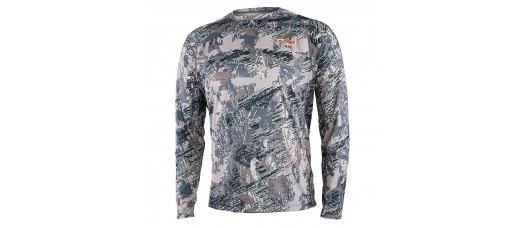Футболка Sitka Core LtWt Crew LS New Optifade Open Country 3XL