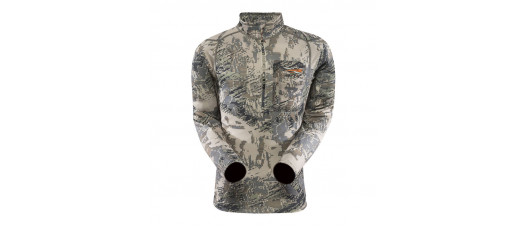 Водолазка Sitka Core MidWt Zip T Optifade Open Country р.L
