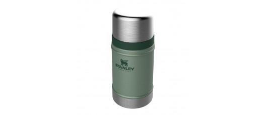 Термос для еды Stanley Classic 0,7л темно-зеленый