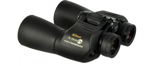 Бинокль Nikon Action EX 12x50 CF WP