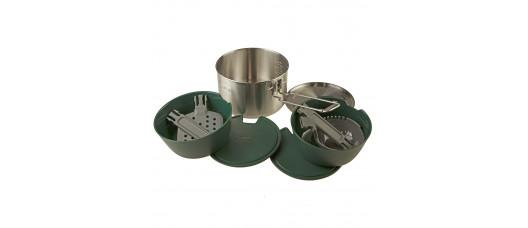 Набор посуды Stanley Adventure 3,5л стальной