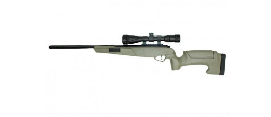 Stoeger ATAC T2 Synthetic Green Combo