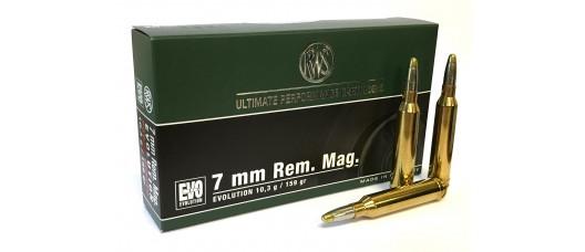 Нар.патроны RWS 7mm RemMag EVO 10.3g