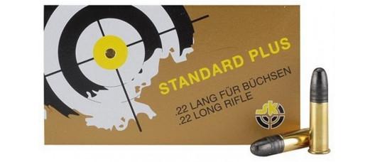 Нар.патроны Lapua .22LR Standard Plus