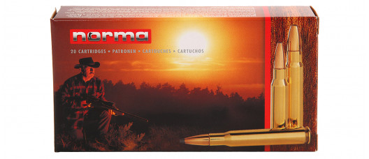 Нар.патроны Norma .223Rem Soft Point 53gr