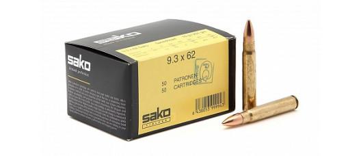 Sako 9,3x62 FMJ Speedhead 15,0g/231gr