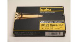 Нар.патроны Sako .30-06 SP Hammerhead 14,3g/220gr