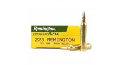 Нар.патроны Remington .223Rem Express Rifle PSP 55gr