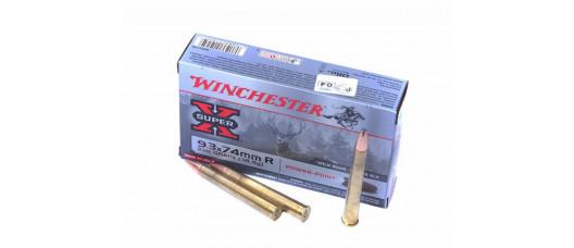 Нар.патроны Winchester 9,3x74R Sup-X Power Point 286gr