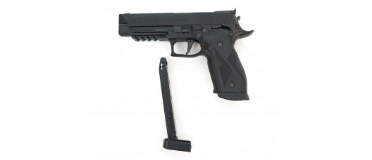 Пистолет пневматический SIG Sauer X-Five 4.5 мм. P226-X5-177-BLK