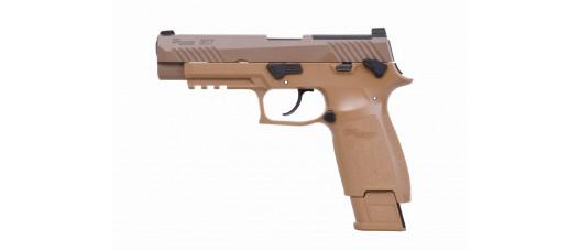Пистолет пневматический SIG Sauer P320-M17 4.5 мм. P320-177-M17-CT