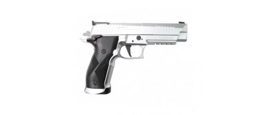Пистолет пневматический SIG Sauer X-Five 4.5 мм. P226-X5-177-SLV