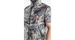 Жилет King Hunter Warm Camo Gray L