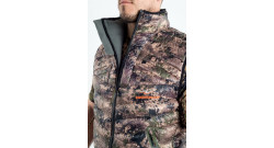 Жилет King Hunter Warm Camo Green L