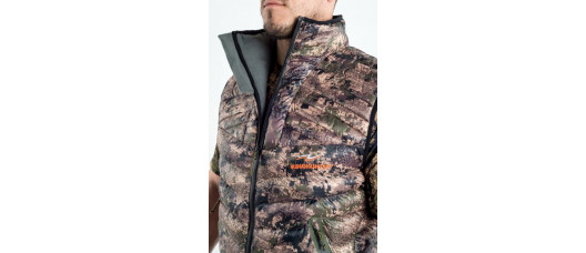 Жилет King Hunter Warm Camo Green M