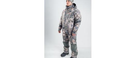 Костюм King Hunter Winter Camo Gray XL
