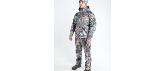 Костюм King Hunter Wind Camo Gray XXL