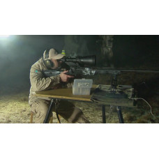 Российский снайпер ночью поразил мишень на дистанции два километра