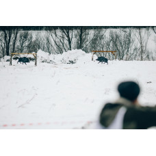 """Охотомания и охотничий биатлон на стрелковом комплексе """"РАНЧО"""""""
