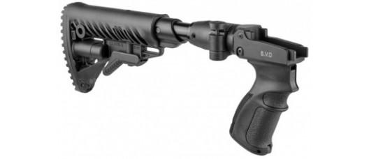 Приклад складной M4-SVD CP