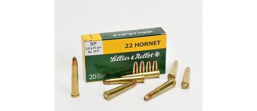 S&B .22Hornet SP 2,9g