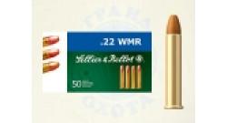 Нар.патроны S&B .22WMR HS 2,92g