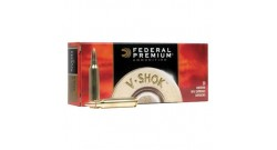 Патроны Federal .22-250R Sierra Gameking 55gr