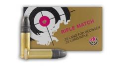 Lapua .22LR Rifle Match