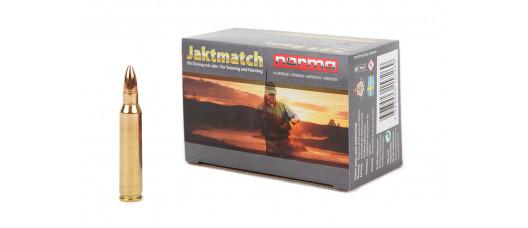 Norma .222Rem FMJ Jaktmatch 55gr 3.6g