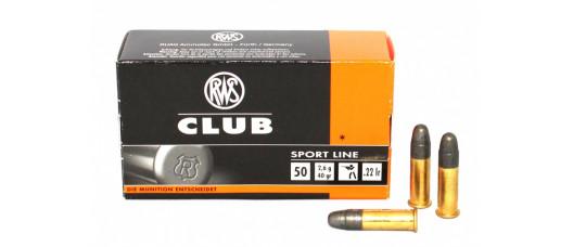 RWS .22LR Club