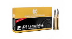 Патроны RWS .338LapuaMag Speed Tip PRO 16,2g