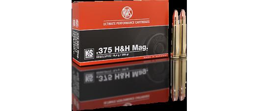 RWS .375H&H KS 19,4g