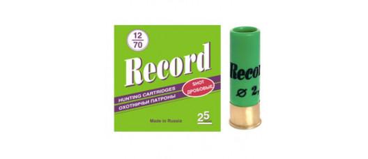 Record 12/70 пуля Стрела