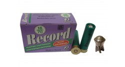 Патроны Record 16/70 пуля Стрела