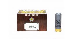 Патроны СКМ 12/70 пуля Полева-3